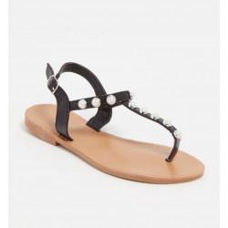 Sandales à entredoigt