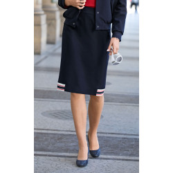 Jupe tailleur city chic