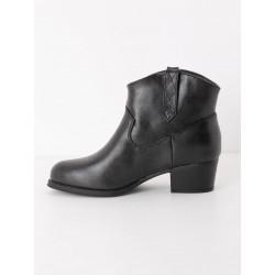 Boots de style santiag
