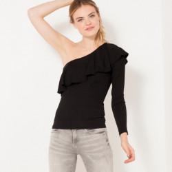 Tee-shirt asymétrique